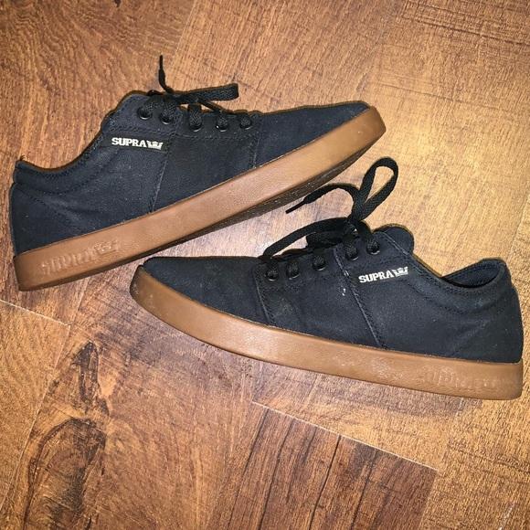 Terry Kennedy Supra Skate Shoe Gum Sole
